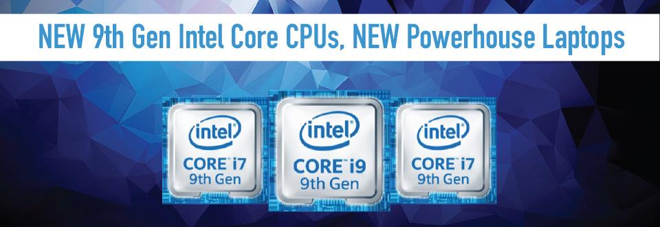 Intel 9th Gen New Release