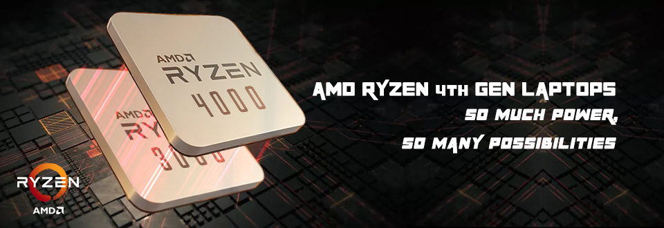 AMD Ryzen 4th Gen