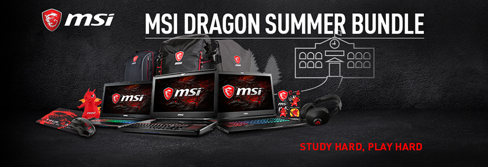 2017 MSI Dragon Fever