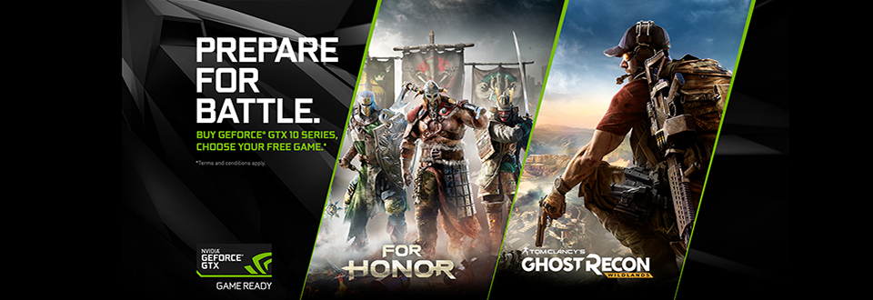 NVIDIA Be the Hero Promotion