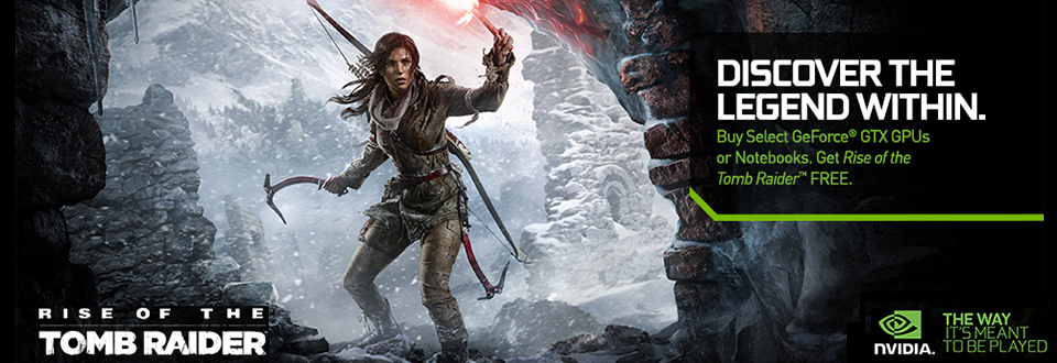 Return of the Tomb Raider Promo