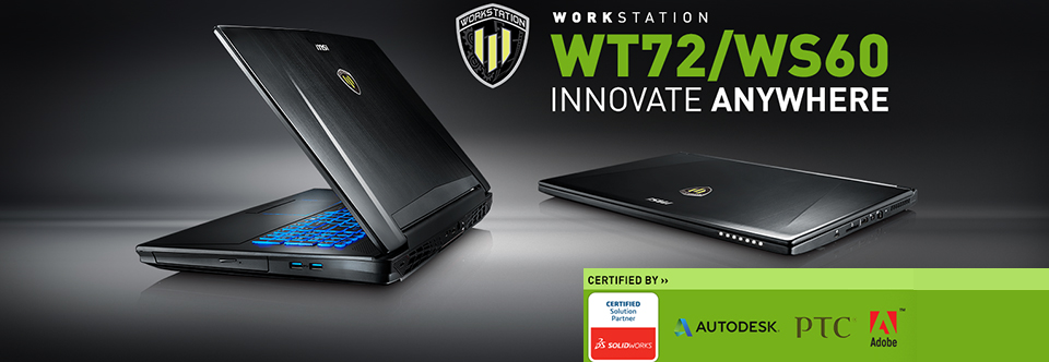 MSI Workstation Skylake!!!!
