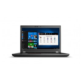"Lenovo ThinkPad P73 20QR000UUS Workstation - 17.3"" UHD IPS - i7-9850H - nVIDIA Quadro RTX 3000"