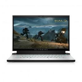 """Custom Built Alienware M15 R4 - 15.6"""" FHD 300Hz - i9-10980HK - RTX 3080 - 32GB RAM - White"""