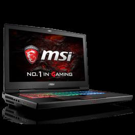 "MSI GT73VR 7RF TITAN PRO-866 17.3"" w/ G-Sync nVIDIA GeForce GTX 1080"