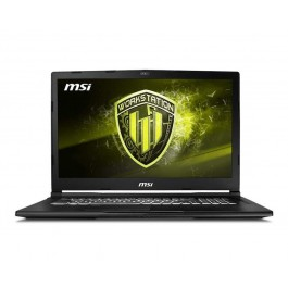 "Custom Built MSI WE75 9TJ-001 - 17.3"" FHD - i7-9750H - Quadro® T2000"