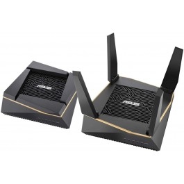 Asus RT-AX92U (2 PACK) AX6100 Tri-Band Wi-Fi 6 Mesh Router