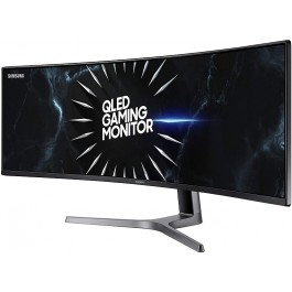 "Samsung Gaming Ultrawide Curved Monitor - 49"" OLED 120Hz 4ms - AMD FreeSync - LC49RG90SSNXZA"
