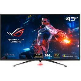 """ASUS ROG Swift Gaming Monitor - 43"""" 4K HDR 144Hz 1ms - NVIDIA G-Sync - PG43UQ"""