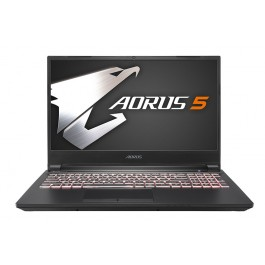 "Custom Built AORUS 5 MB-7US1130SH - 15.6"" FHD 144Hz - i7-10750H - GTX 1650 Ti"