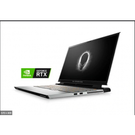 """Custom Built Alienware M17 R2 - 17.3"""" FHD 144Hz - i7-9750H / i9-9880H - RTX 2070 Max-Q / 2080 Max-Q - White"""