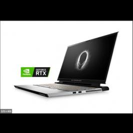 """Custom Built Alienware M17 R2 - 17.3"""" FHD 144Hz - i7-9750H / i9-9980HK - RTX 2080 Max-Q - White"""