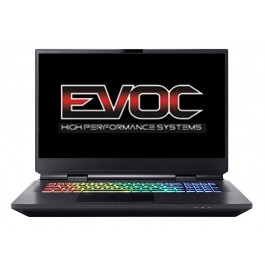 "EVOC High Performance Systems X1701F (X170SM-G) - 17.3"" FHD 240Hz - i5-10600K / i7-10700K / i9-10900K - RTX 2080 Super"