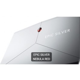 """Custom Built Alienware M15 - 15.6"""" FHD 60Hz / FHD 144Hz / FHD 240Hz / UHD 60Hz - i7-8750H / i9-8950HK - RTX 2060 / 2070 Max-Q / 2080 Max-Q - 90WHr Battery - Silver"""
