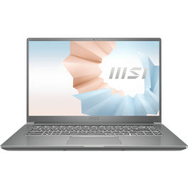 "Custom Built MSI Modern 15 A11SB-059 - 15.6"" FHD - i7-1165G7 - MX 450"