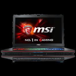 "Custom Built MSI GE72VR 7RF APACHE PRO-447 17.3"" w/ nVIDIA GeForce GTX 1060"