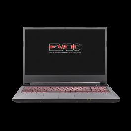 """EVOC High Performance Systems NH586A (NH58HJQ) - 15.6"""" FHD 144Hz - i7-11800H - RTX 3050"""