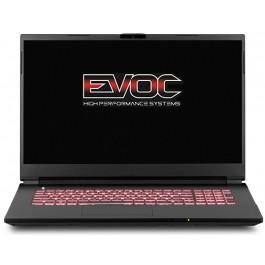 """EVOC High Performance Systems NH774B (NH77HKQ) - 17.3"""" FHD 144Hz - i7-11800H - RTX 3050 Ti"""