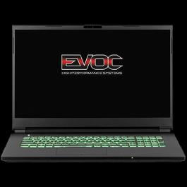 "EVOC High Performance Systems NH772 (NH77DDW) - 17.3"" FHD 144Hz - i7-10875H - RTX 2060"