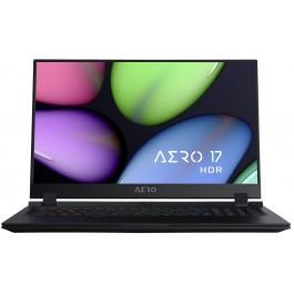 """Custom Built Gigabyte AERO 17 HDR SA-7US4020SH - 17.3"""" UHD HDR - i7-9750H - GTX 1660 Ti"""
