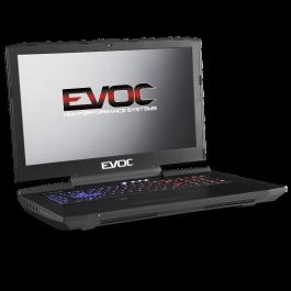 "EVOC High Performance Systems P870DM3 17.3"" Custom Built VR Ready Gaming Laptop w/ 1x or 2x GTX 1080"