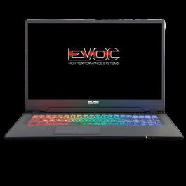 "EVOC High Performance Systems P970RF -17.3"" FHD 144Hz - i7-9750H - RTX 2070 Max-Q"