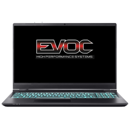 "EVOC High Performance Systems PC501A (PC50DD2) - 15.6"" FHD 144Hz - i7-10875H - RTX 2060"
