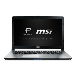 "MSI PE70 2QD-062US Prestige i7-4720HQ 2.6GHz 2G 950M 16G RAM 1TB HDD 17.3"""
