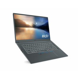 "Custom Built MSI Prestige 15 A11SCX-211 - 15.6"" 4K UHD - i7-1185G7 - GTX 1650 Max-Q - Carbon Gray"