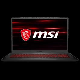 """Custom Built MSI GF75 Thin 10SDR-455 - 17.3"""" FHD 144Hz 3ms - i5-10300H - GTX 1660 Ti"""