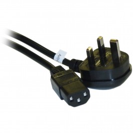 UK 6 Ft Power Cord C13
