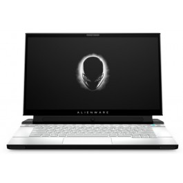 "Custom Built Alienware M15 R3 - 15.6"" FHD 144Hz - i7-10750H - RX 5500M - 16GB RAM - White"