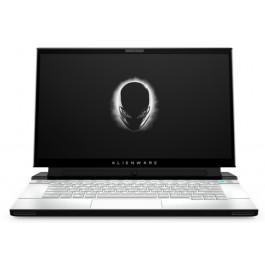 "Custom Built Alienware M15 R3 - 15.6"" FHD 144Hz G-Sync - i7-10750H - RTX 2070 - 16GB RAM - White"