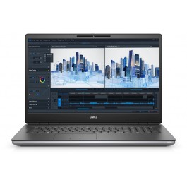 "Dell Precision 7760 Workstation - 17.3"" FHD / IPS FHD / UHD - Xeon W-11855M / W-11955M - A3000"