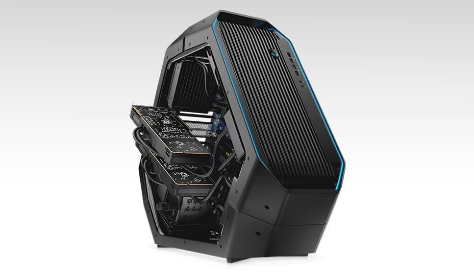 Custom Gaming Desktop Alienware Area 51 W