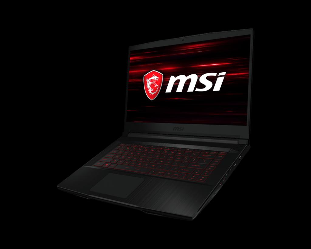Custom Gaming Laptop MSI GF63 THIN 9SC-652 w/ GTX 1650 Max-Q