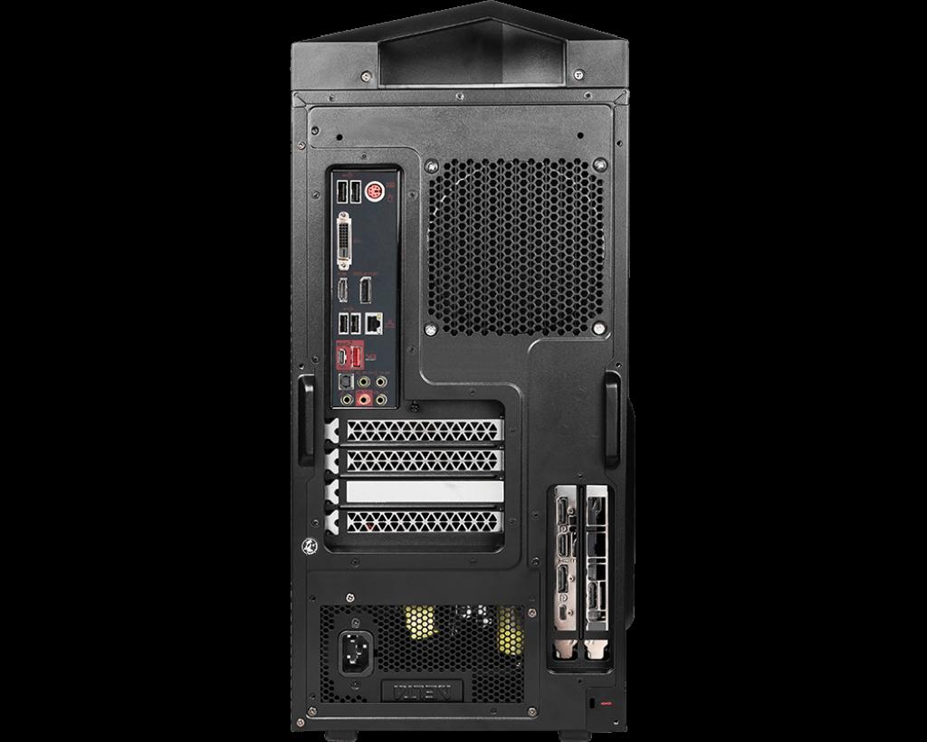 Custom Built MSI Infinite X Plus 9SF-271US Gaming Desktop - i7-9700K - RTX  2080 Ti