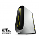 Custom Built Alienware Aurora Ryzen Edition R10 - 7 5800 / 7 5800X - AMD Radeon RX 6800 XT - Liquid Cool 1000W - White