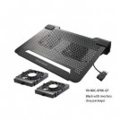 Cooler Master Notepal U2 Notebook Cooler with Two Fans R9-NBC-8PBK-GP
