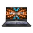 "Gigabyte A5 K1-BUS2130SH - 15.6"" FHD 240Hz - AMD Ryzen™ 7 5800H - RTX 3060"