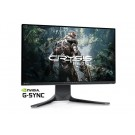 """Alienware 25 Gaming Monitor - 24.5"""" 360Hz 1ms IPS - NVIDIA G-Sync - AW2521H"""