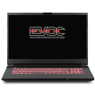 "EVOC High Performance Systems NH773 (NH77DPQ) - 17.3"" FHD 144Hz - i7-10870H - RTX 3060"