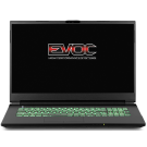 "EVOC High Performance Systems NH772 (NH77DDW) - 17.3"" FHD 144Hz - i7-10875H - RTX 2060"