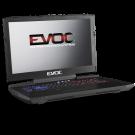 "EVOC P870DM2 17.3"" Custom Built VR Ready Gaming Laptop w/ 1x GTX 1070 or DUAL GTX 1070"
