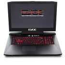 "EVOC High Performance Systems P870KM1 17.3"" Custom Built VR Ready Gaming Laptop w/ 1x or 2x GTX 1080"