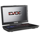 "EVOC High Performance Systems P870DM3 17.3"" Custom Built VR Ready Gaming Laptop w/ 1x or 2x GTX 1080"