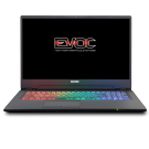 "EVOC High Performance Systems P970RF -17.3"" FHD 144Hz - i7-9750H - RTX 2070 Max-Q"