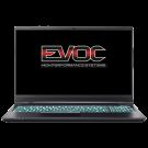 "EVOC High Performance Systems PC501A (PC50DD2) - 15.6"" FHD 144Hz - i7-10875H - RTX 2060"
