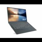 "MSI Prestige 15 A11SCX-211 - 15.6"" 4K UHD - i7-1185G7 - GTX 1650 Max-Q - Carbon Gray"