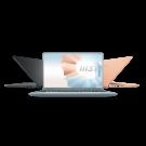 """MSI Modern 14 B11MO-203 - 14"""" FHD - i3-1115G4 - Intel Iris Xe - Beige Mousse"""